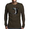 Rat Mens Long Sleeve T-Shirt