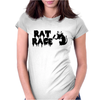 Rat Race Womens Fitted T-Shirt