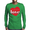 Rational Person Until Love Mens Long Sleeve T-Shirt
