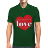 Rational Person Until Love Mens Polo