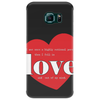 Rational Person Until Love Phone Case