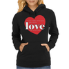 Rational Person Until Love Womens Hoodie