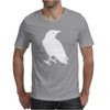 Raven winter scarf Mens T-Shirt