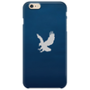Ravenclaw: Blue & Silver Eagle Phone Case