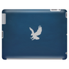 Ravenclaw: Blue & Silver Eagle Tablet (horizontal)