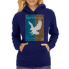 Ravenclaw Game of Thrones Banner Womens Hoodie