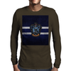 Ravenclaw Knitted Mens Long Sleeve T-Shirt