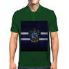 Ravenclaw Knitted Mens Polo