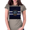 Ravenclaw Knitted Womens Fitted T-Shirt