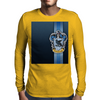 Ravenclaw Ribbon Mens Long Sleeve T-Shirt