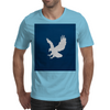Ravenclaw Sky - Silver Mens T-Shirt