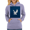 Ravenclaw Sky - Silver Womens Hoodie