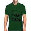 Raving Einstein Mens Polo