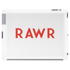 RAWR Tablet (horizontal)