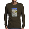 Ray Catching Rays Mens Long Sleeve T-Shirt