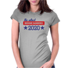 Re-Elect Bernie Sanders 2020 - Bold 2020 Womens Fitted T-Shirt