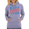 Re-Elect Bernie Sanders 2020 - Tri Color Womens Hoodie