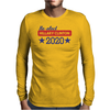Re-Elect Hillary Clinton 2020 - Bold Stars Mens Long Sleeve T-Shirt