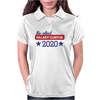 Re-Elect Hillary Clinton 2020 - Bold Stars Womens Polo