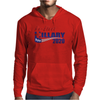 Re-Elect Hillary Clinton 2020 - Flag Underline Mens Hoodie