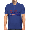 Re-Elect Hillary Clinton 2020 - Flag Underline Mens Polo