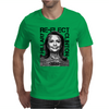 Re-Elect Hillary Clinton 2020 - Texture Mens T-Shirt