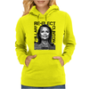 Re-Elect Hillary Clinton 2020 - Texture Womens Hoodie