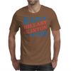 Re-Elect Hillary Clinton 2020 - Tri Color Mens T-Shirt