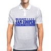 Re-elect Jan Cooper Mens Polo