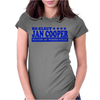 Re-elect Jan Cooper Womens Fitted T-Shirt