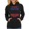 Re-Elect Jed Bartlet 2016 - Badge Womens Hoodie