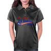 Re-Elect Jed Bartlet 2016 - Flag Underline Womens Polo