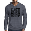 Re-Elect Jed Bartlet 2016 - Textured Mens Hoodie