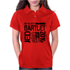 Re-Elect Jed Bartlet 2016 - Textured Womens Polo