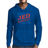Re-Elect Jed Bartlet 2016 - Tri Color Mens Hoodie
