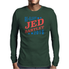 Re-Elect Jed Bartlet 2016 - Tri Color Mens Long Sleeve T-Shirt