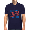 Re-Elect Jed Bartlet 2016 - Tri Color Mens Polo