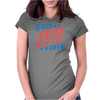 Re-Elect Jed Bartlet 2016 - Tri Color Womens Fitted T-Shirt