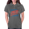 Re-Elect Jed Bartlet 2016 - Tri Color Womens Polo