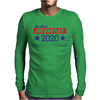 Re-Elect Jed Bartlet 2020 - Bold Stars Mens Long Sleeve T-Shirt