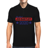 Re-Elect Jed Bartlet 2020 - Bold Stars Mens Polo