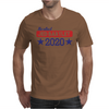 Re-Elect Jed Bartlet 2020 - Bold Stars Mens T-Shirt