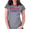 Re-Elect Jed Bartlet 2020 - Bold Stars Womens Fitted T-Shirt