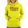 Re-Elect Jed Bartlet 2020 - Bold Stars Womens Hoodie