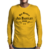 Re-Elect Jed Bartlet 2020- Collegiate Mens Long Sleeve T-Shirt