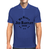 Re-Elect Jed Bartlet 2020- Collegiate Mens Polo