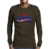 Re-Elect Jed Bartlet 2020 - Flag Underline Mens Long Sleeve T-Shirt