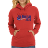 Re-Elect Jed Bartlet 2020 - Flag Underline Womens Hoodie