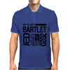 Re-Elect Jed Bartlet 2020 - Textured Mens Polo