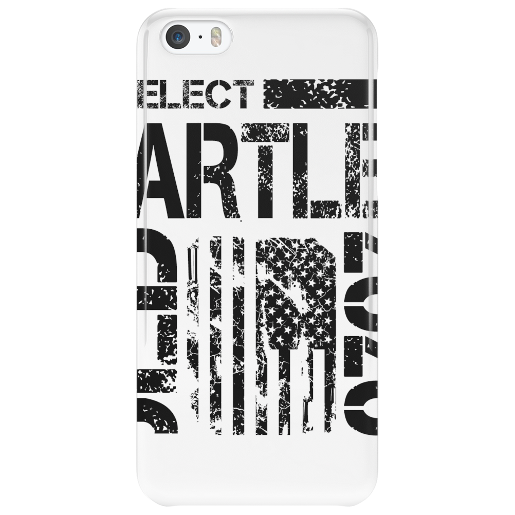 Re-Elect Jed Bartlet 2020 - Textured Phone Case